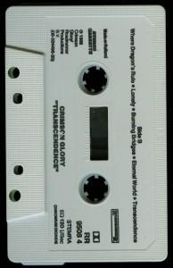 Crimson Glory Transcendence Holland cass tape side 2