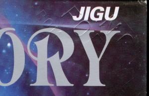 Crimson Glory Transcendence Korea Promo LP promo stamp