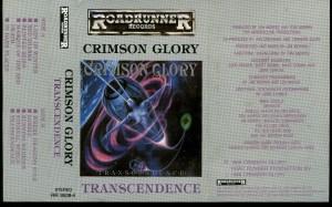 Crimson Glory Transcendence Malaysia cass 2