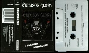 Crimson Glory Crimson Glory Holland Cassette