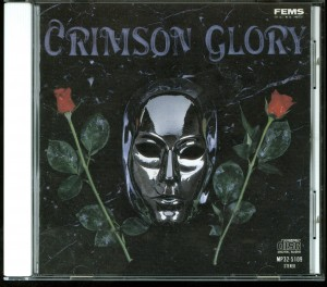 Crimson Glory Crimson Glory Japan Cd Far East Metal Syndicate _– MP32-5109