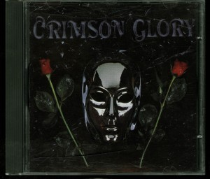 Crimson Glory Crimson Glory Roadrunner Records RR 349655 Germany with barcode