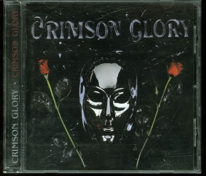 Crimson Glory Crimson Glory Russia Promo Cd Monsters Of Rock