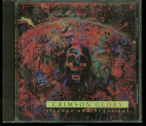 Crimson Glory Strange And Beautiful cover art