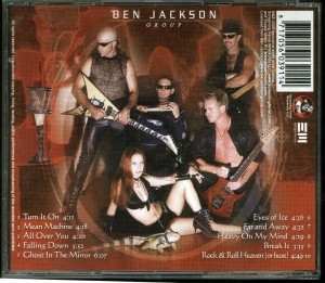 Ben Jackson Group All Over You Escapi back (2)