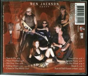 Ben Jackson Group All Over You Escapi back (2)