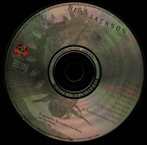 Ben Jackson Group All Over You Escapi disc
