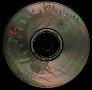 Ben Jackson Group All Over You Escapi disc