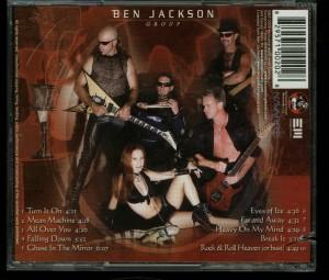 Ben Jackson Group All Over You Navarre back (2)