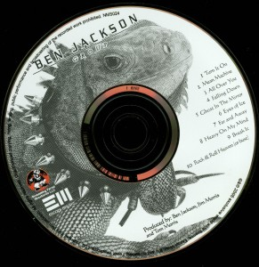 Ben Jackson Group All Over You Navarre disc
