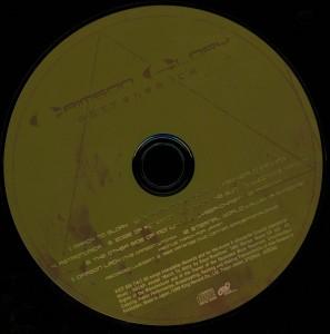 Crimson Glory Astronomica Japan Cd disc
