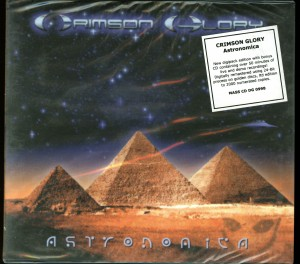 Crimson Glory Astronomica Poland Cd