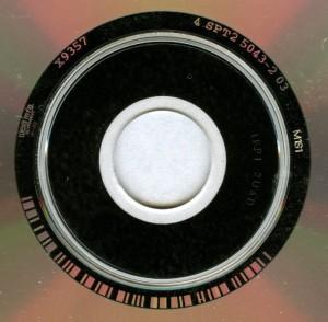 Crimson Glory Astronomica promo CD matrix