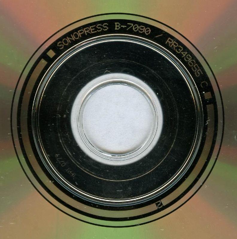 Crimson Glory Crimson Glory Roadrunner Records – RR ...
