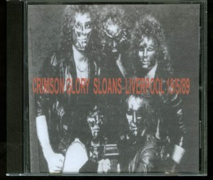 Crimson Glory Sloans Liverpool Cd