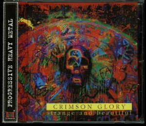 Crimson Glory Strange And Beautiful Russia CD
