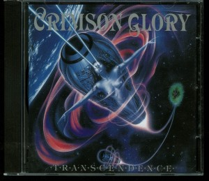 Crimson Glory Transcendence Cd Matrix 168619508-2V0L OQW