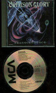 Crimson Glory Transcendence MCA Cd