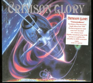 Crimson Glory Transcendence Poland Cd