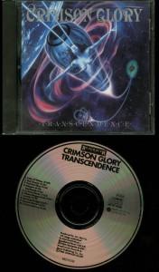 Crimson Glory Transcendence Roadracer Cd