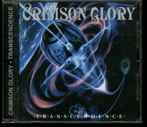 Crimson Glory Transcendence Russia Cd