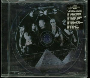 Crimson Glory War Of The Worlds Cd