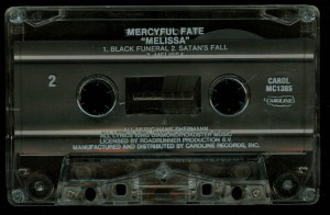 Mercyful Fate Melissa Caroline Cassette side b