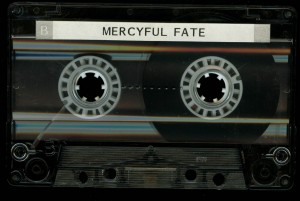 Mercyful Return Of The Vampire Promo Cassette side 2