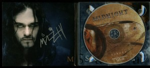 Midnigh Sakada Cd autographed