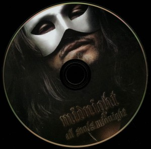 Midnight All Souls Midnight disc