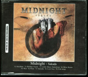 Midnight Sakada Promo Cd
