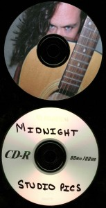 Midnight Songs From the Attic Bobby Kovacs Version discs