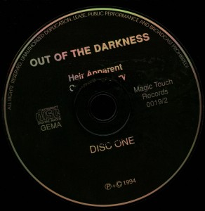 Out of The Darkness disc 1