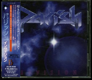 Parish Envision Japan Promo Cd