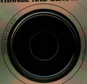 Crimson Glory Strange And Beautiful Korea CD matrix