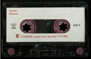 King Diamond Mercyful Fate A Dangerous Meeting Bulgaria Cassette  side 2