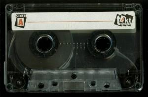 Mercyful Fate Melissa Poland Cassette TAKT 690 side 1