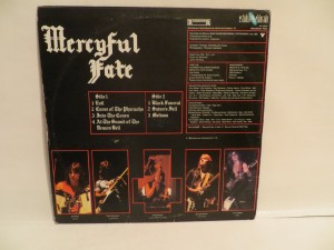 Mercyful Fate Brazil Grey And Black Label back