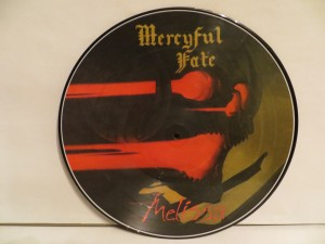 Mercyful Fate Melissa Bootleg Picture Disc
