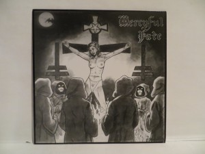 Mercyful Fate Mini LP 2012 Bootleg Purple Vinyl