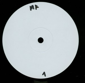 Mercyful Fate Nuns Burn Have Fun Test Pressing LP labels side 1