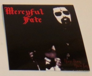 Mercyful Fate Nuns Burn Have Fun orange vinyl bonus cdr front