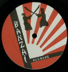 Mercyful Fate The Beginning Banzai LP label side 2