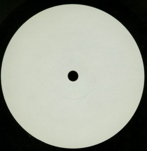 Mercyful Fate The Beginning Test Press with White Label label side 2