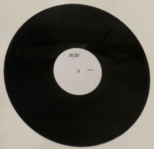 Brats The Lost Tapes Copenhagen 1979 Test Pressing LP side a