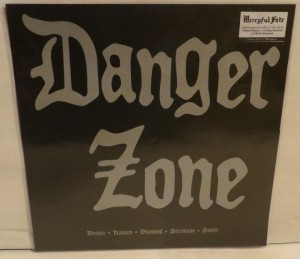 Danger Zone Danger Zone Demos Lettuce Green LP