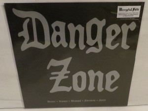 Danger Zone Danger Zone Demos Lime Green LP