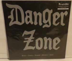 Danger Zone Danger Zone Demos Night Sky Blue LP