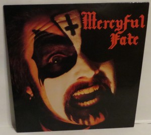 Mercyful Fate Black Funeral Black Masses 12'' Opens Right