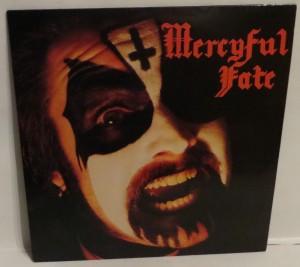 Mercyful Fate Black Funeral Black Masses 12'' Opens Right